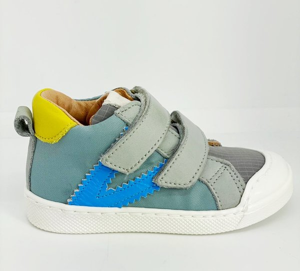 "Bisgaard Lauflernschuhe ""sylvester"" - first step I light grey"